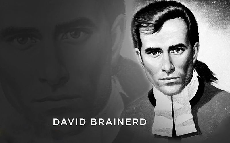 DAVID BRAINERD, MISIONERO DE FERVIENTE ORACIÓN